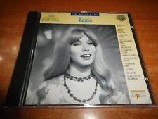 KARINA LO MEJOR DE KARINA CD ALBUM DEL AÑO 1991 EDICIONES DEL PRADO 12 TEMAS