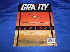 Gravity Magazine (1999) #1 Tony Hawk Extreme Snowboarding Dirt Bike Surfing FN