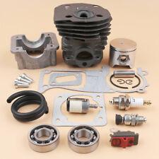 44MM Cylinder Piston Kit For Husqvarna 340 350 345 346XP 353 Decompression Valve