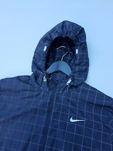 NIKE RUNNING HOODED JACKET LARGE EXCELLENT CONDITION!