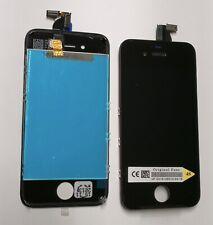 RICAMBIO APPLE IPHONE 4s  BLACK NERO DISPLAY LCD TOUCH TOP QUALITA' (NON PER 4 )