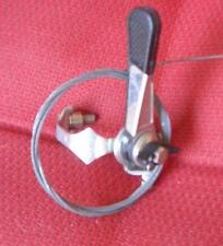 Vintage Road Bike NOS Simplex Downtube 5 Speed Downtube Shifter Setup