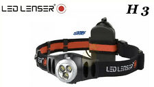 LAMPADA FRONTALE LED LENSER MOD. H3