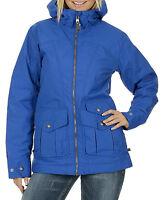 Burton Method Jacket Womens 5k Waterproof 100g Insulate Ski Snowboard blue XS