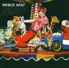 Patrick Wolf - The Magic Position    *** BRAND NEW CD ***