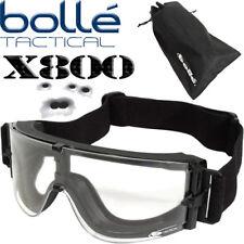 Masque balistique Bollé Tactical X800 Écran Incolore X800i