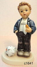 Hummel Goebel Little Banker Hum #2321 Tmk 9 Figurine - New In Box