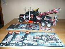 Lego Technic 8285 TOW TRUCK Rare