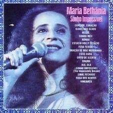 Maria Bethânia : Sonho Impossivel CD