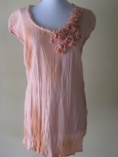 Women Blouse By Philippe Carat Size XL in Pink Color