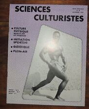 Sciences culturistes n°9 - Bodybuilding - Musculation - 1958
