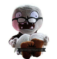 plantes CONTRE zombies AVEC journal PELUCHE Plantes vs. zombies 2 plush Journal