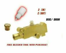 Ford Bronco Proportioning Valve Disc/Drum 4x4 1976-1986 Ford F150 F250 F350