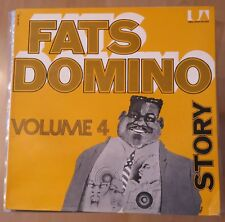Fats Domino Story Volume 4 LP 33t United Artists Records – UAS 29.145 France