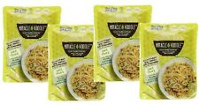 Miracle Noodle Gluten Free (PAD THAI) Ready to Eat Meals, Pack of 4 Counts.