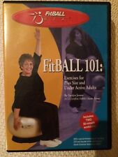 FitBall 101: Exercises for Plus Size and Under Active Adults (Dvd 2005)