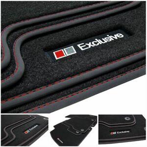 Premium Tapis de Sol Audi A3 S3 RS3 8P S-LINE Original Qualité
