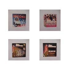 4 CD single BEBE CHARLI KKOQQ STAR ACADEMY PARIS LATINO RUN BABY RUN LA MUSIQUE