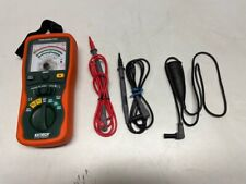 Extech 380320 Analog Manual Range Insulation Tester 250 500 Amp 1000vdc