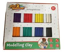 MODELLING CLAY For kids, Modelling dough. Assorted Colours