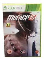 Microsoft Xbox 360 Game - MotoGP 15 - PAL