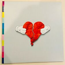 Kanye West - 808's and Heartbreak (New Vinyl) 2xLP Deluxe Edition with CD