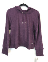 Calvin Klein Performance Women's Cropped Hooded Pullover Size XL New With Tags