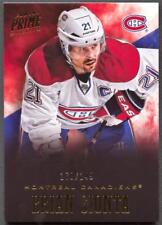 2012-13 PANINI PRIME HOCKEY BRIAN GIONTA #27 BASE CARD #170/249 CANADIENS