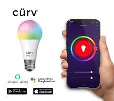 RGB LED Smart Colour Light Bulb 10W E27 WiFi App Control with Alexa and Google
