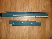 "Jet JSL-10TS 10"" Direct Drive Table Saw Long Short Guide Rails, Scale Connector"