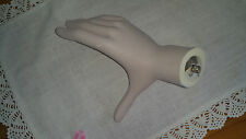 Mannequin hand RIGHT fibreglass heavy nude natural size