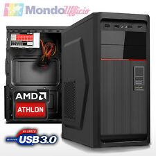 PC Computer AMD Athlon X4 950 3,80 Ghz - Ram 8 GB - HD 1 TB - nVidia GT 730 2 GB