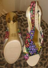 Bakers 'Karan' Platform Heels - Size 8