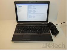 """Dell Latitude E6520 Intel Core i5 2.4GHz 6GB RAM 500GB HDD 15.6"""" *USED BAREBONES"""
