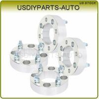 """4X 1.5"""" thick wheel spacers 4x4.5 12x1.5 studs for Kia for Hyundai Elantra"""