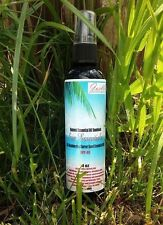 Natural SUNSCREEN SPF 40 w/Raspberry & Carrot Seed Essential Oil BEACHY scent
