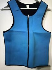 Nheima Sweat Vest For Men Size Small Blue