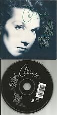 CELINE DION It's All Coming w/ UNRELEASE Power Dream CARD SLEEVE USA CD single