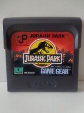Game Gear Spiel - Jurassic Park (Modul)