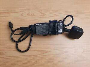 Genuine Lenovo 45W charger PSU Square Tip -20V 2.25A  Charger AC Adapter