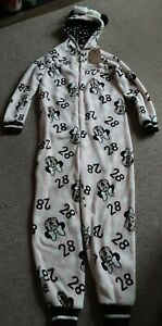 New - Disney Minnie Mouse - One-piece/Sleep suit - Size M - Cosy Night Wear