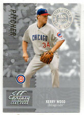 2005 Leaf KERRY WOOD Parallel SILVER Century Collection /100 Chicago Cubs #134