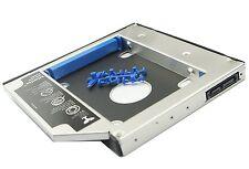2ND zweite HDD SSD Festplatten caddy für Fujitsu S710 S751 S752 T4310 T4410