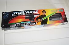 Star Wars Power of the Force Luke Skywalker Darth Vader Sabre laser light sabre