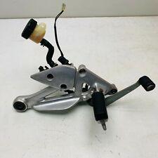 Yamaha XJ 600 N 4LX Fussraste vorne rechts Bremspumpe Bremspedal  *269*