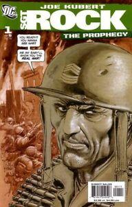 SGT ROCK: THE PROPHECY #1 (2006) NM, 1st Print Cover, Joe Kubert, DC Comics