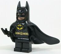 LEGO 1989 BATMAN MINIFIGURE 76139 & BATARANG - DC SUPERHEROES - NEW GENUINE