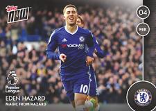 TOPPS NOW! 49 Premier League 2016/2017 16/17 - Eden Hazard Chelsea /98