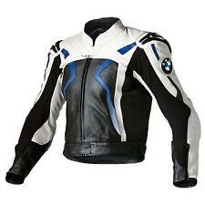 Racing BMW Motorbike Leather Mens Jacket MOTOGP Motorcycle Biker Leather Jackets