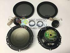 """Phoenix Gold Z65CS 6.5"""" 17cm 2 Way Car Door Component Speaker Z Series 40W RMS"""
